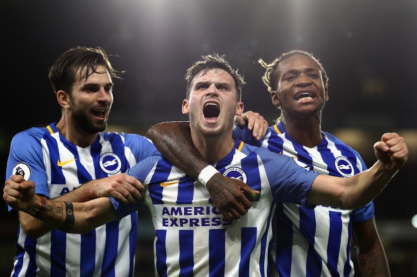 Brighton and Hove Albion v Stoke City