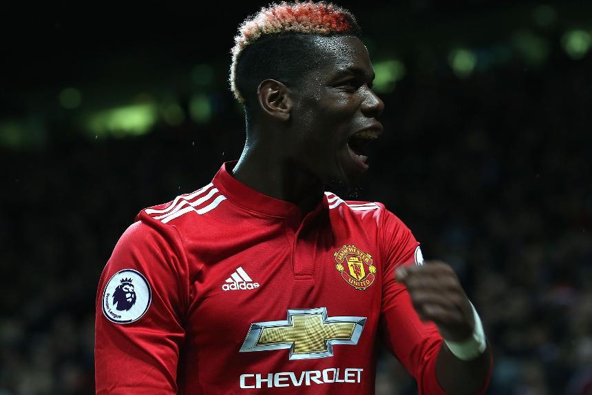 Manchester United v Newcastle United - Paul Pogba