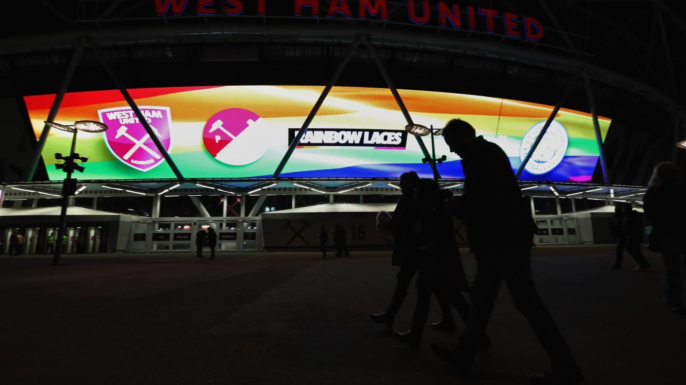 Premier League Rainbow Laces 2017