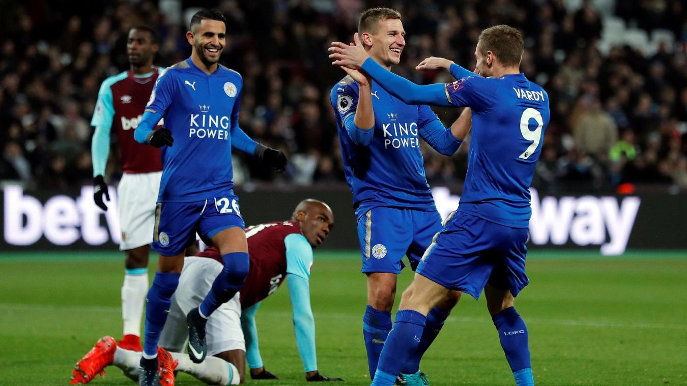 West Ham 1-1 Leicester City