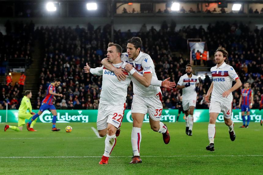 Premier League - Crystal Palace vs Stoke City