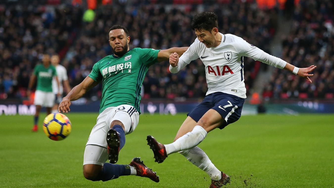 Tottenham Hotspur 1-1 West Bromwich Albion