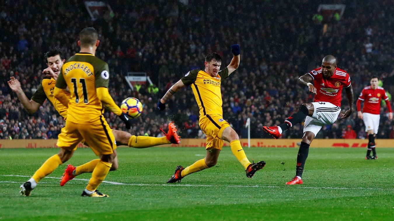 Manchester United 1-0 Brighton & Hove Albion