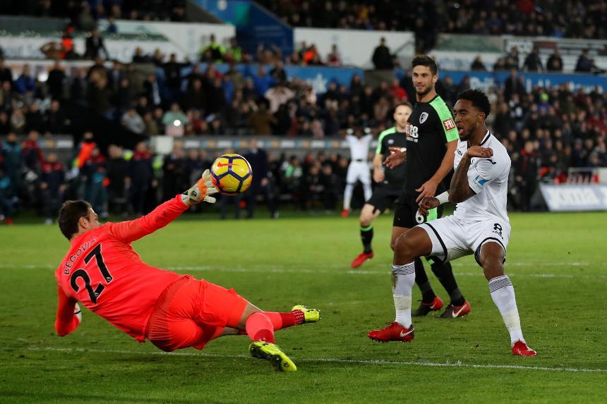 Swansea City 0-0 AFC Bournemouth