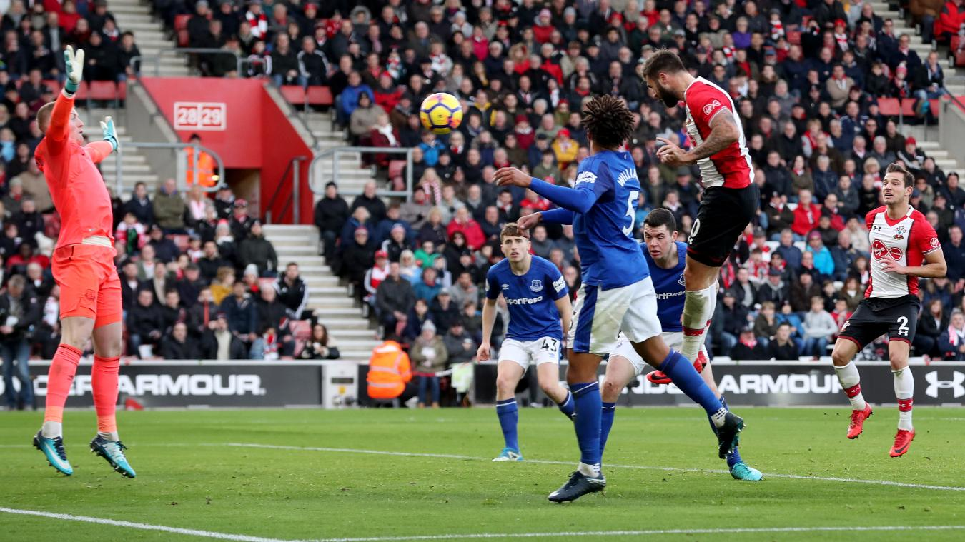 Southampton 4-1 Everton