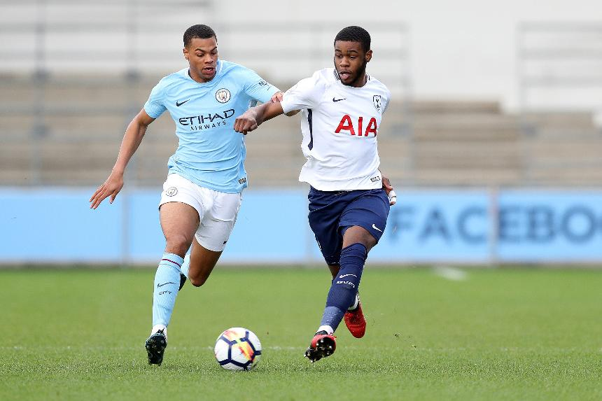 PL2 Lukas Nmecha (Man City v Spurs)