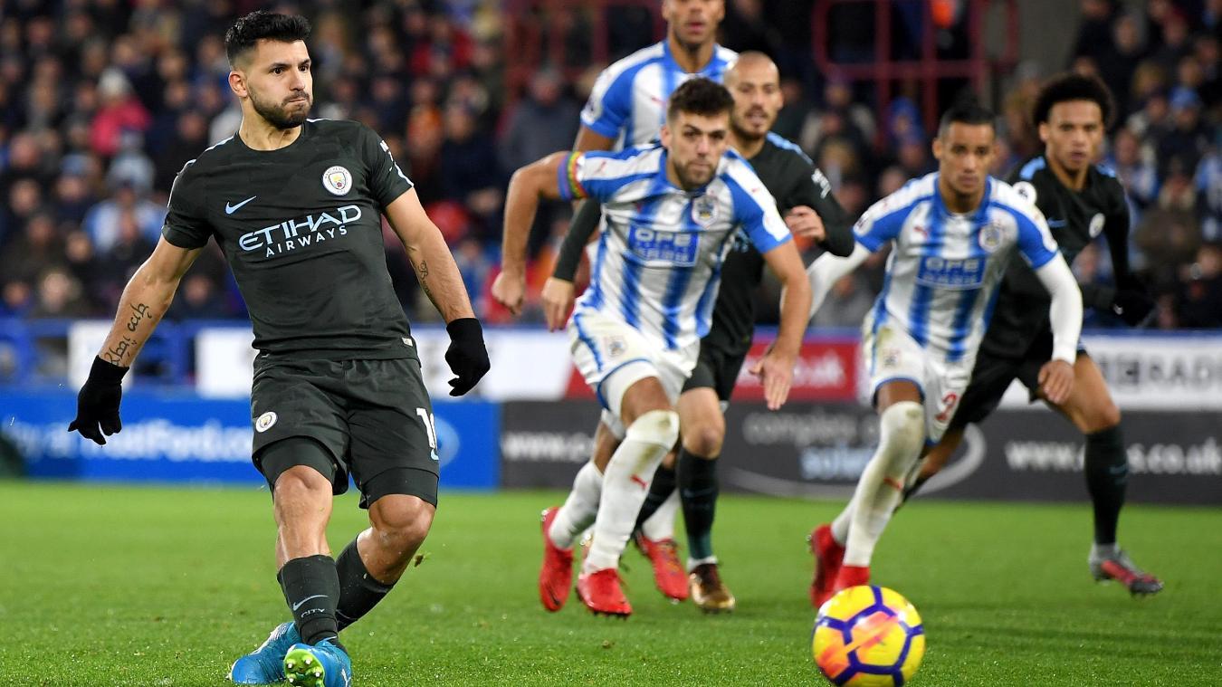 Huddersfield Town 1-2 Manchester City
