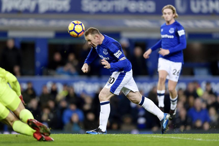 Everton 4-0 West Ham