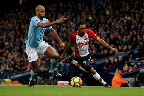 Man City V Southampton 2017 18 Premier League