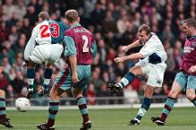 On this day in 1995: Blackburn 4-2 West Ham