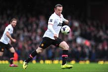 Rooney's long-distance strike against West Ham