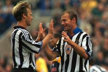 Iconic Moment: Shearer, 50 today, nets five for Newcastle