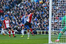 Goal of the day: Murray heads in for Brighton