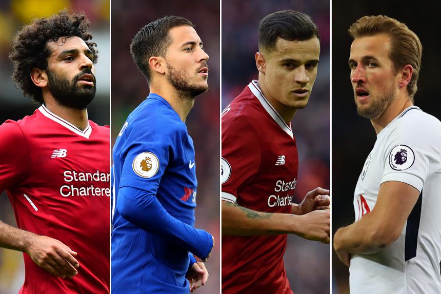 GW16 captains candidates image - Salah, Hazard, Coutinho, Kane