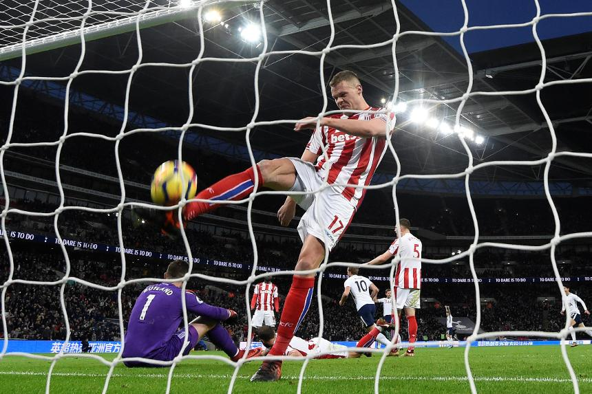 Ryan Shawcross, Stoke City