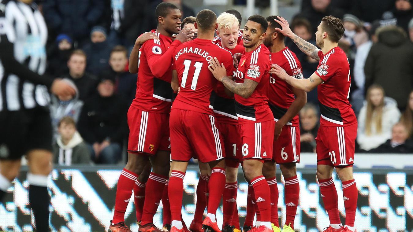 Crystal Palace v Watford, 12 December