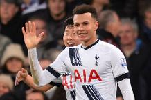 Flashback: Dele Alli's flick and volley v Palace
