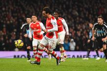 Flashback: Cazorla inspires Arsenal win over Newcastle