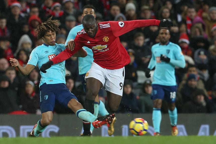 Romelu Lukaku v AFC Bournemouth
