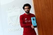 Salah makes EA SPORTS award history for Egypt