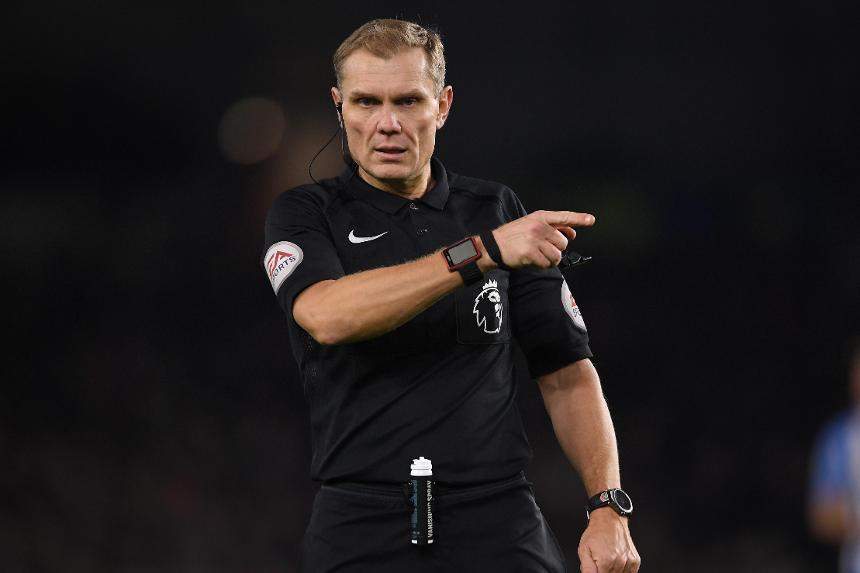 Graham Scott, referee