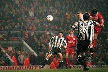 Iconic Moment: Liverpool edge Newcastle in another classic