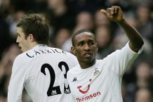 Flashback: Defoe hits treble for Spurs against Saints