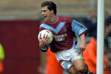 Iconic Moment: Cottee nets West Ham's first PL hat-trick
