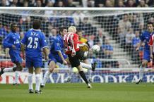 Goal of the day: Thornton's stunner for Sunderland