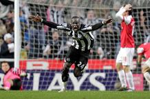 Goal of the day: Tiote volley stuns Arsenal