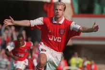 Goal of the day: Bergkamp's belter against Saints