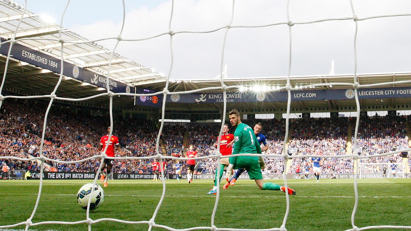 Leicester City v Man Utd, 23 December