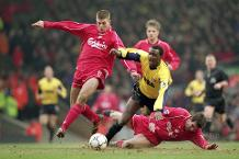 On this day in 2000: Liverpool 4-0 Arsenal