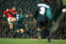 Flashback: Cantona scores screamer against Arsenal