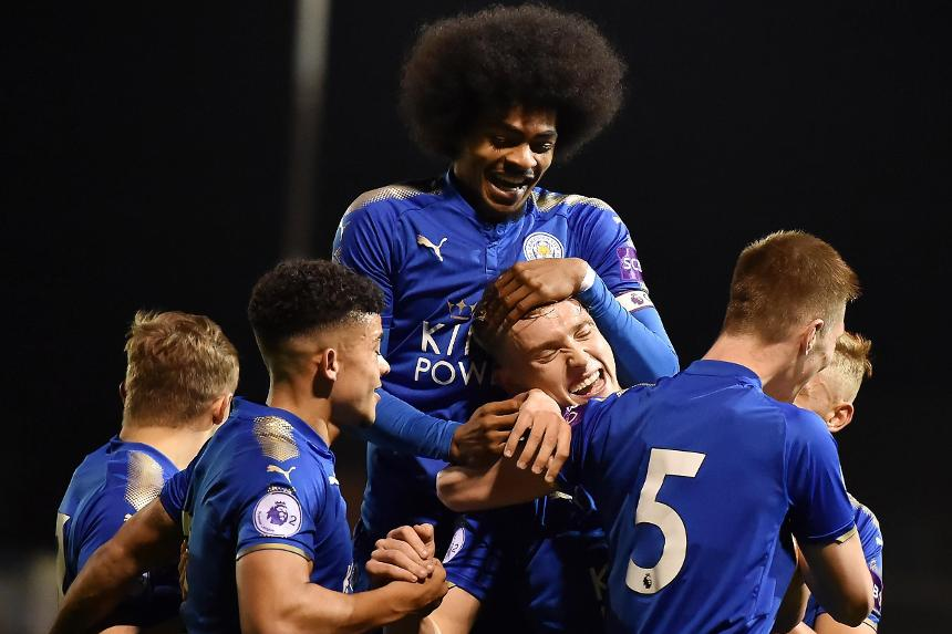 Leicester City 7-1 Barnsley, PL Cup