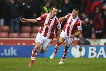 Iconic Moment: Stoke's first PL win over Man Utd