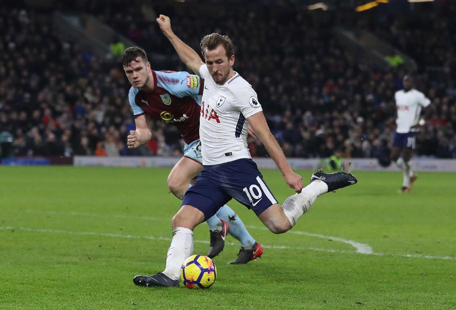 Burnley v Tottenham Hotspur
