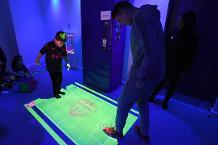 Sensory room allowing Arsenal to be open to all