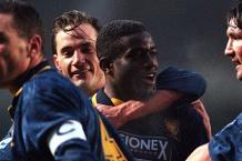 On this day in 1995: Arsenal 1-3 Wimbledon