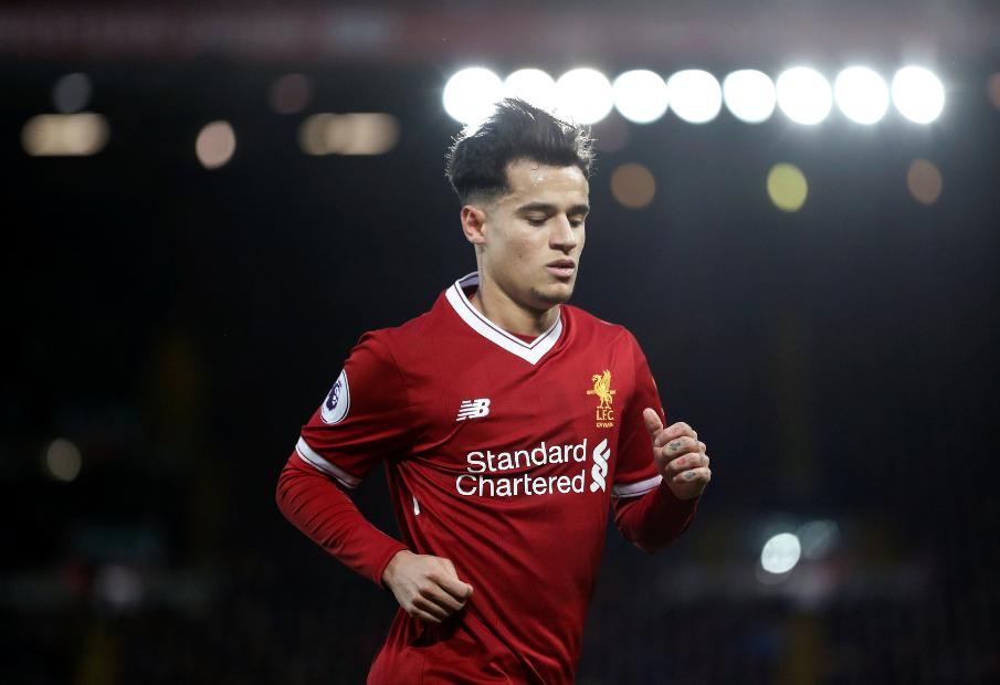 Philippe Coutinho - Liverpool vs Leicester City