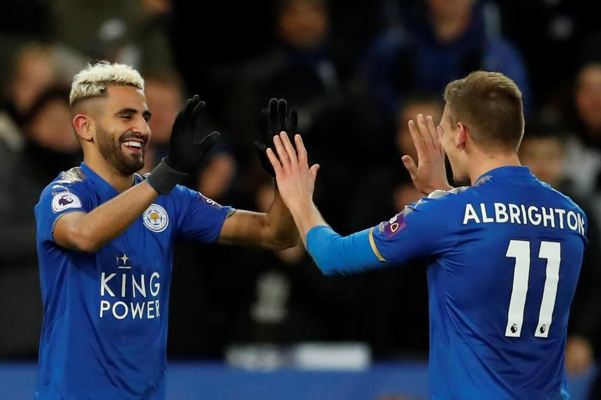 Leicester City vs Huddersfield Town
