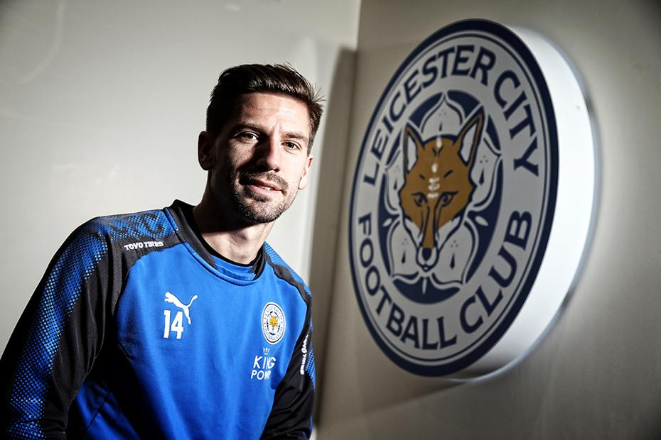 Adrien Silva joins Leicester City