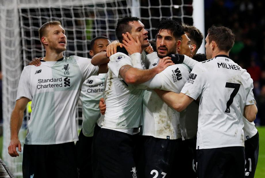 Burnley v Liverpool