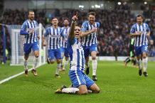 Goal of the day: Knockaert's New Year party