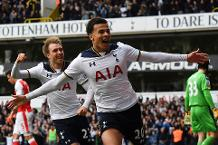 Iconic Moment: Spurs finish above Arsenal with derby win