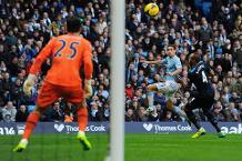 Watch Navas give Man City flying start v Spurs