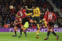 Classic match: AFC Bournemouth 3-3 Arsenal