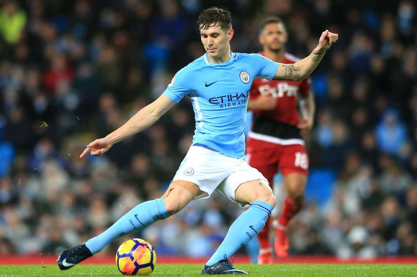 Manchester City v Watford - John Stones