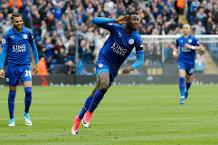Goal of the day: Ndidi rocket for Leicester