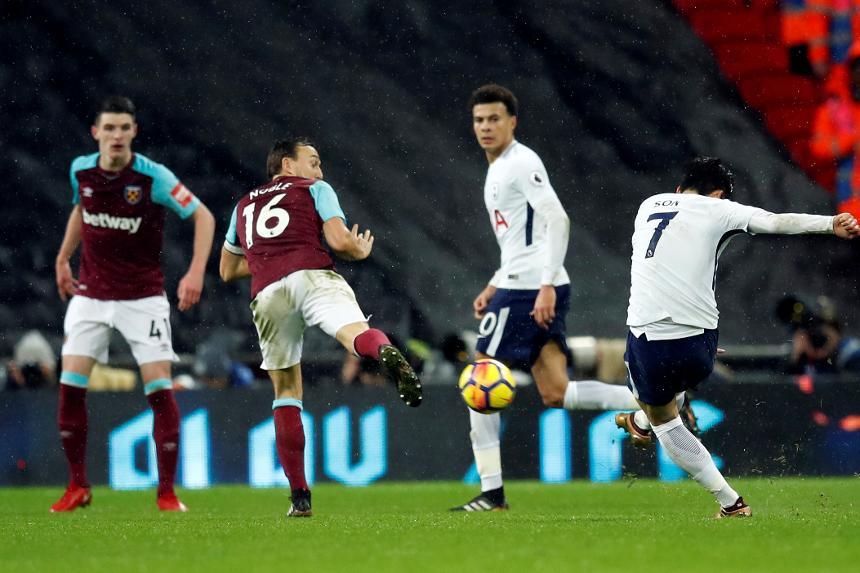 Tottenham Hotspur v West Ham United